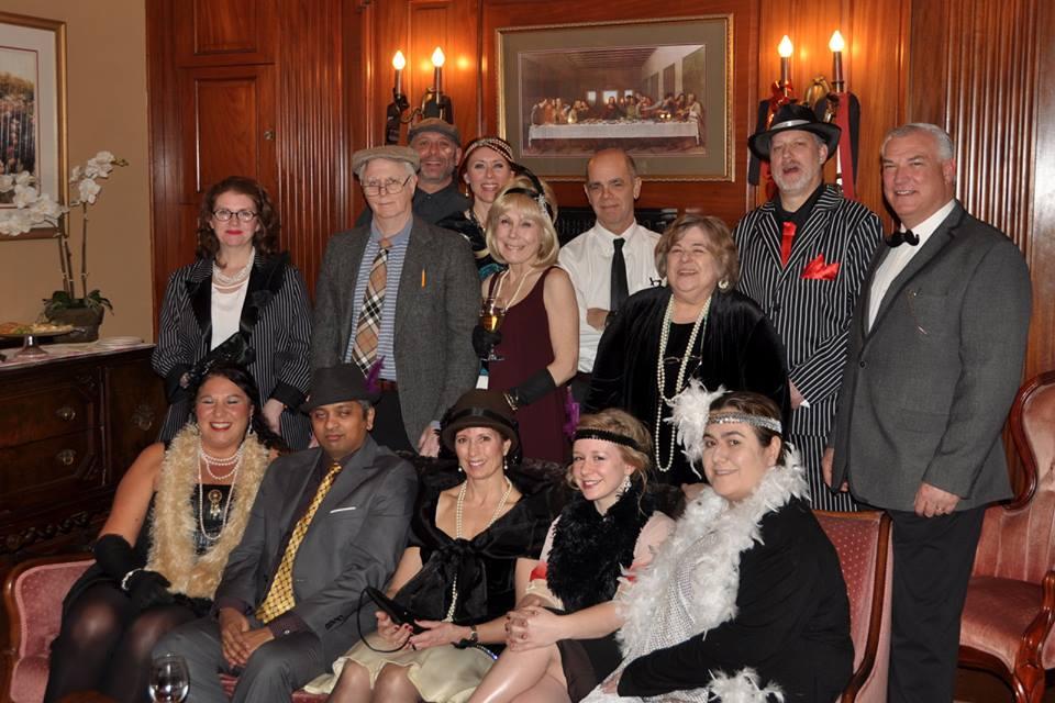 Silver Fountain Inn - Dover NH | Murder Mystery Dinner Theatre