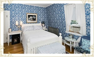 The Silver Fountain Inn | Dover NH Accommodations | Room: The Eleanor