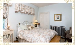The Silver Fountain Inn | Dover NH Accommodations | Room: The Vivienne