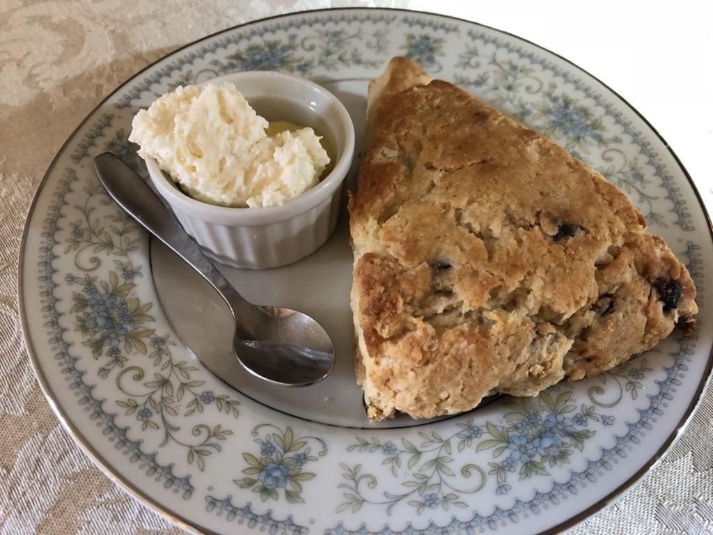 Dover NH restaurants   Tea and Scones
