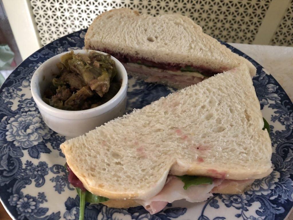 Restaurants in Dover NH area   Turkey and Ham Sandwich